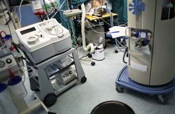 Anesthesia requires a range of equipment and medications, which are maintained by technologists.