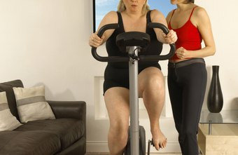 Some personal trainers specialize in weight loss.