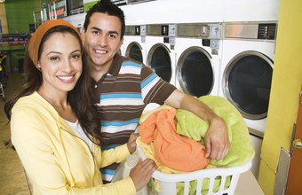 Design your laundromat in a way that leaves customers smiling.