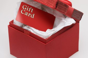 Purchase gift cards from a local retailer or restaurant.