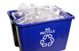 Get into the plastic bottle recycling business by starting small and growing at your own pace.