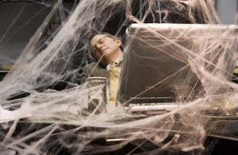 Wake up unmotivated employees before your business is covered in cobwebs.