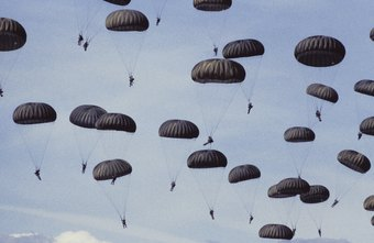 All Army Airborne personnel have completed a three-week training called the Basic Airborne Course.