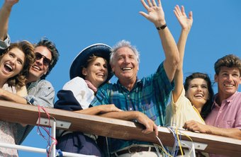 Cruise agents help travelers arrange cruise ship vacations.