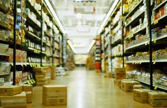 Vendor stockers ensure store shelves are fully stocked for customers.
