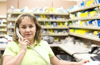 Health care administrators manage both staff and clinical inventory.