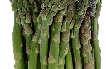 Asparagus is rich in folate, vitamin A, potassium and vitamin K (ref. 1).