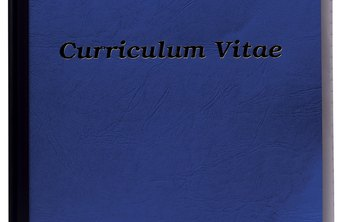 Your curriculum vitae presents a more expansive picture of your experiences.