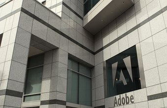 InDesign and Photoshop, both produced by Adobe, support the Portable Document Format.