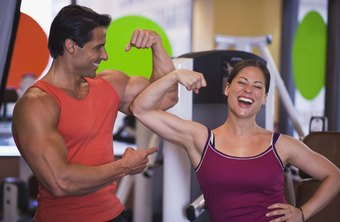 Weight and interval training are effective for both men and women.
