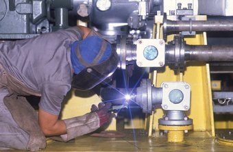 Standard stick-welding rigs can often be modified for TIG welding.