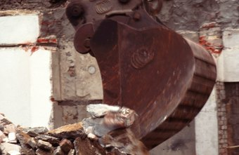 The demolition industry uses a well-defined set of standard operating procedures.