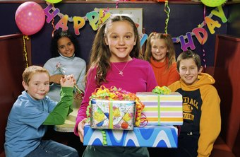 Helping kids enjoy their birthdays can be emotionally and financially rewarding.