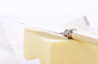 Butter provides many of the fat calories on a ketogenic diet.