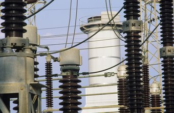 Linemen might work around power lines and resistors at a substation.