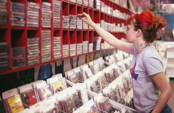 A successful record store business requires creative marketing strategies.