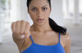 Martial arts is an example of a workout that overlaps with personal interests or hobbies.