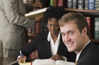 Paralegals work on a wide variety of legal documents.