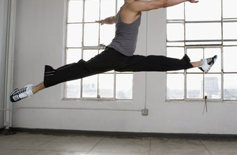 Improve leaps and turns with supplementary exercises.