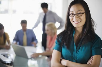 Be assertive, confident and relaxed when you are carrying on a conversation during a business meeting.