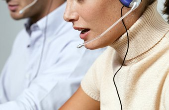 Call centers are often the main communication centers for businesses.