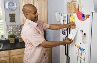 Your buyer's refrigerator door may be full of magnets, so your magnet needs to stand out to be effective.