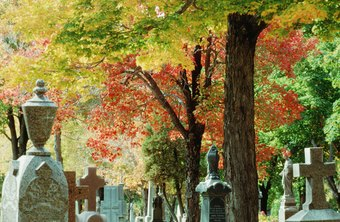 Sell cemetery plots to those in search of a final resting place.