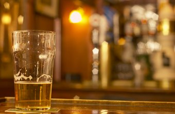 Beer often is the beverage of choice in a pub.