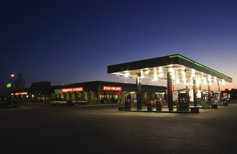 Convenience stores are popular franchise opportunities.