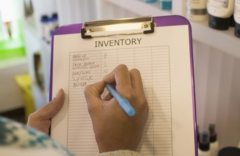 Keeping accurate inventory values will save you money.
