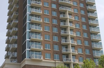 Property managers organize rentals and maintenance for residential and commercial buildings.
