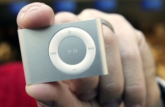 How to Fix an iPod Shuffle That Won't Turn On | Chron com