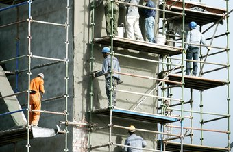 Construction laborers perform general tasks on project sites.