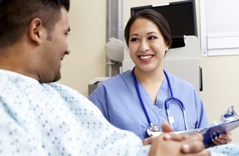 A medical specialist should give patients personalized attention.