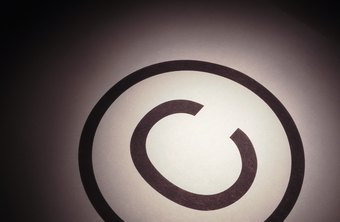 The copyright symbol signifies a copyrighted work.
