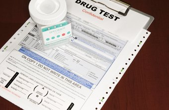 A failed drug test may be grounds for firing an employee, but in most cases will not require a police report.