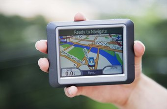 Thanks to the GPS, you'll never get lost again.