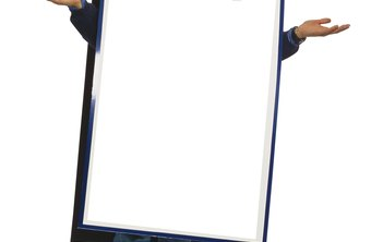 A sandwich board can help you grab the attention of employers.