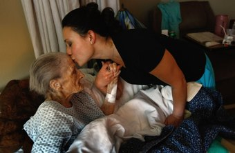 Hospice patients need empathy and emotional support, as well as medical care.