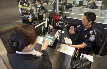 Customs agents get an allowance for their uniforms.