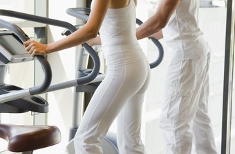 Elliptical trainers generate less impact on joints than treadmills.