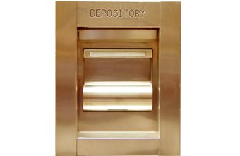 Drop boxes allow you to accept customer payments after business hours.