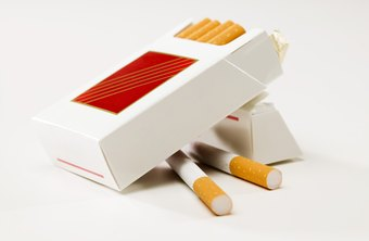 Companies that sell cigarettes must pay state and federal taxes on each pack.