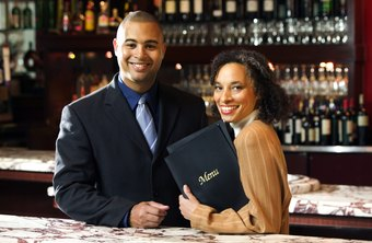 Restaurant managers must enjoy working with people.