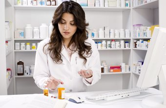 A pharmacy technician must ensure patients receive the proper medicine, dose and number of pills.