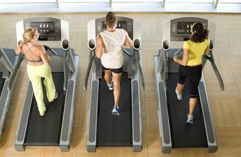 Stretch your legs after your treadmill workout to reduce discomfort.