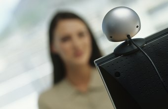 Using a webcam can bring more connectivity to your meeting.