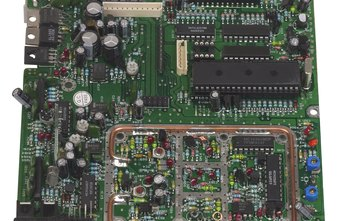 A motherboard connects a computer's various subsystems.