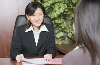 A job interview is your opportunity to re-emphasize your qualifications.