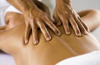 Massage therapy is a good choice if you need a flexible job.